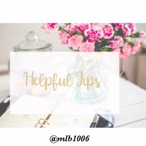 Other - Helpful Tips II ⭐️⭐️
